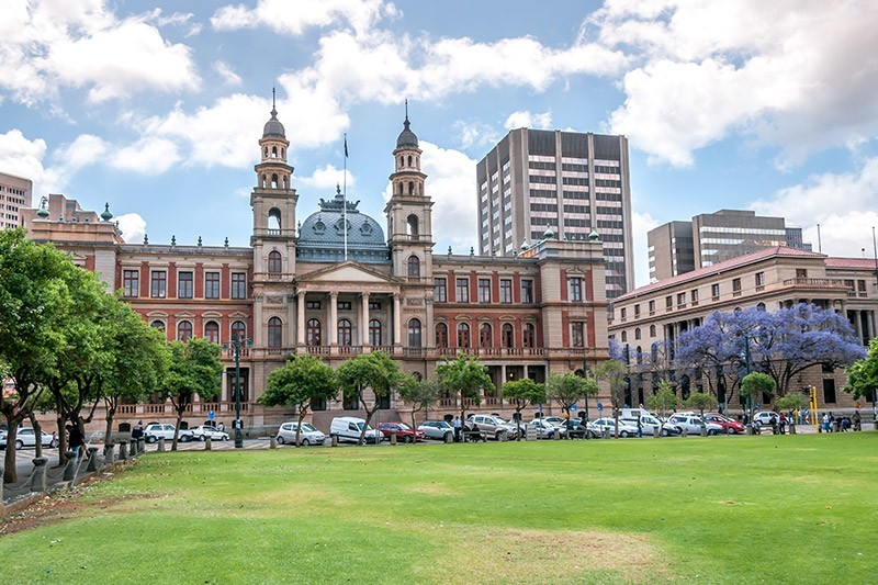 Cultural and Historical Attractions | Church Square Pretoria