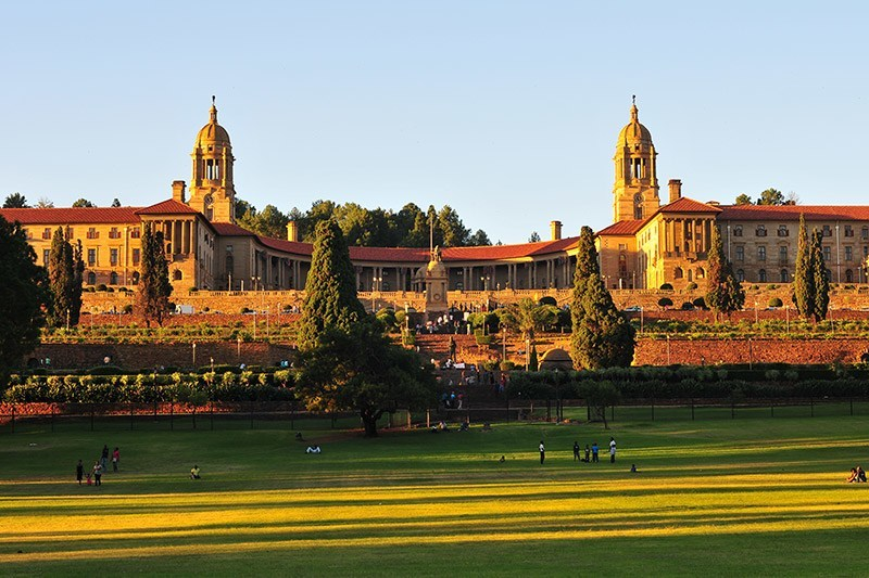 Cultural and historical attractions In Pretoria | Union Building