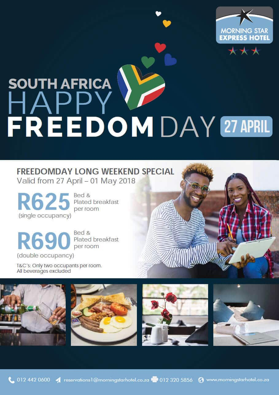 Freedom Day Special 2018