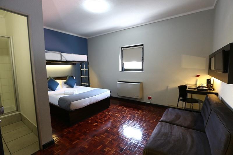 family hotel rooms in pretoria